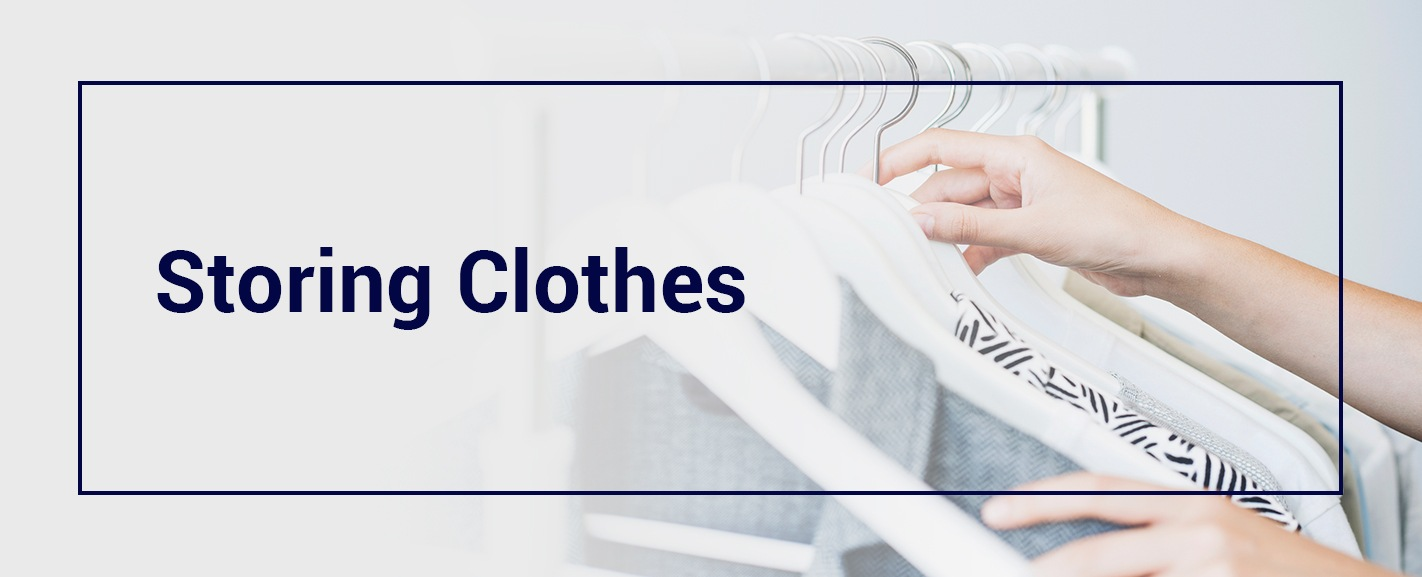How to Store Clothes