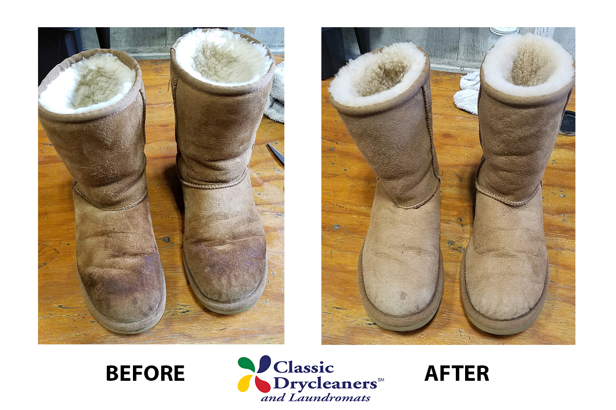 ugg cleaning service in Harrisburg, Carlisle, Mechanicsburg, Lemoyne, Enola, Etters